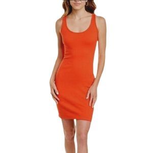 FRENCH CONNECTION Tommy Ribbed Sheath Dress